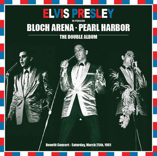 Elvis Presley   Pearl Harbor - The Double Album CD