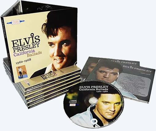 Elvis: California Ballads CD