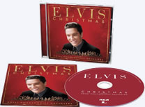 'Elvis Presley: Christmas With Elvis And The Royal Philharmonic Orchestra' Deluxe.