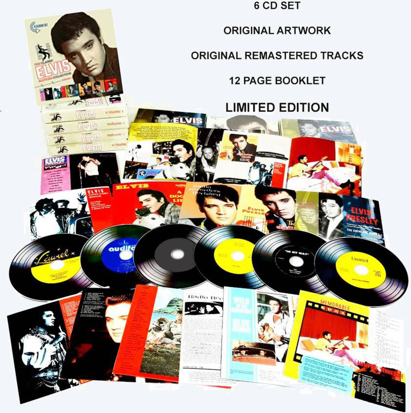 The Classic Elvis Presley Bootleg Collection Vol. 1
