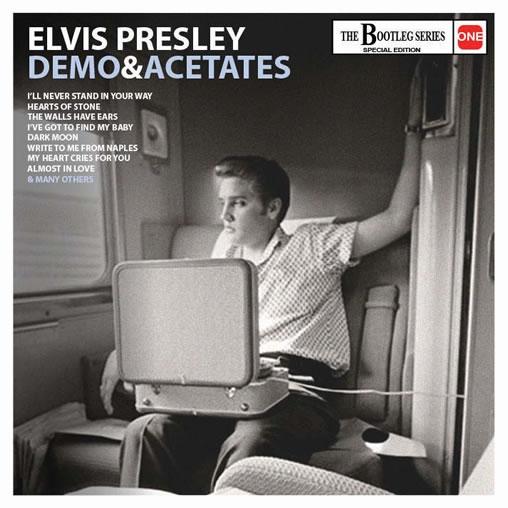 Elvis Presley Demo Acetates CD