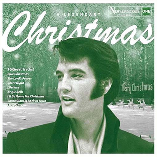 Elvis: A Legendary Christmas (Bootleg Series) CD
