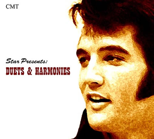 Elvis: Duets And Harmonies CD