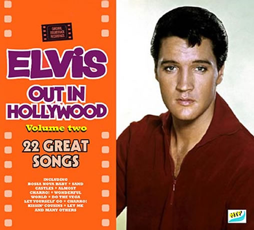 Elvis: 'Out In Hollywood' Volume 2 CD