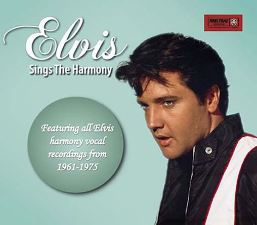 Elvis Sings Harmony CD