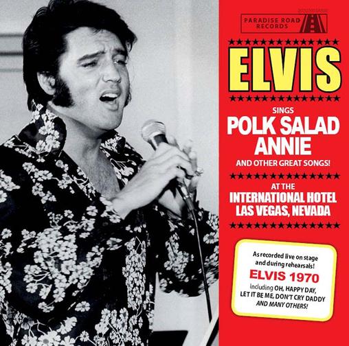 Elvis Sings Polk Salad Annie And Other Great Songs CD