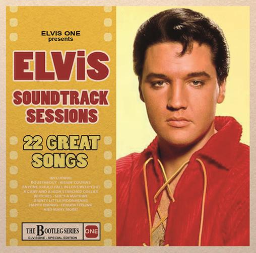 Elvis: Soundtrack Sessions CD