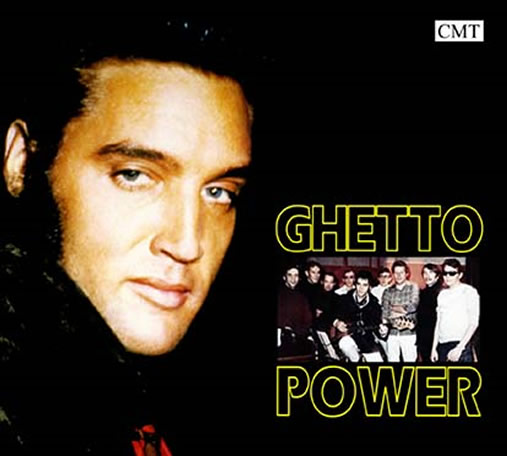 Elvis: Spliced Takes | Ghetto Power 2 CD Set
