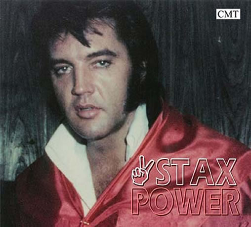 Elvis: 'Stax Power' Spliced Takes CD
