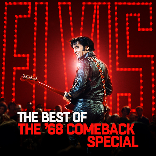 Elvis: The Best of the 68 Comeback Special CD