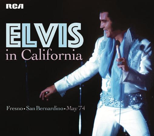 Released | 'Elvis In California' 2-CD Soundboard Recorded Concert Set (FTD)