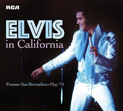 Delayed | 'Elvis In California' 2-CD Soundboard Recorded Concert Set (FTD)