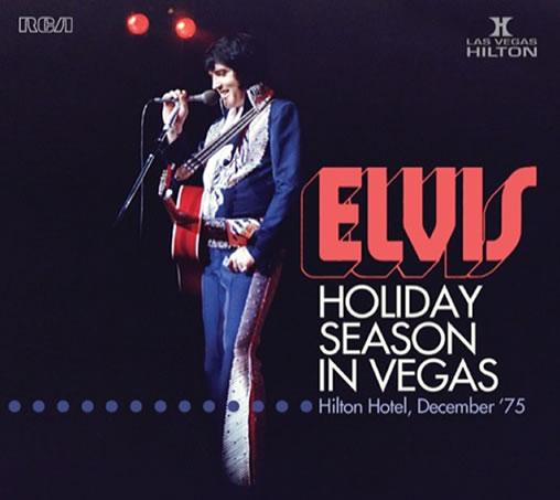 Elvis: 'Holiday Season In Vegas' (Hilton Hotel '75) 2 CD Soundboard from FTD