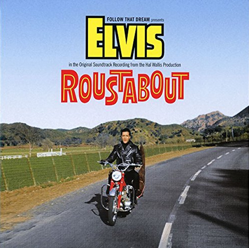 Elvis: 'Roustabout' FTD Special Edition Classic Album CD. Booklet Cover.