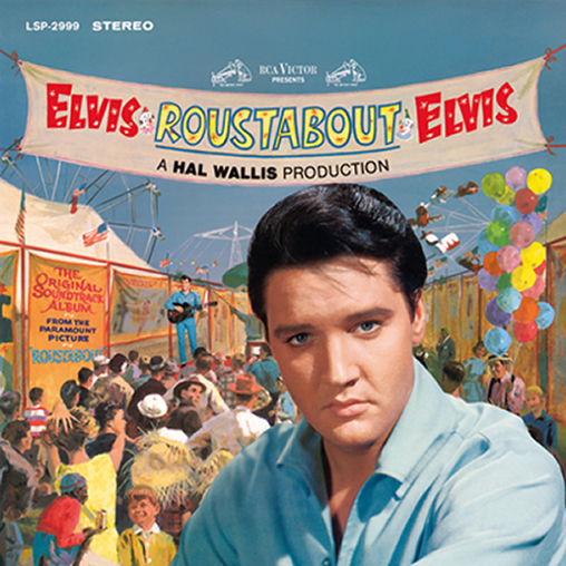Elvis: 'Roustabout' FTD Special Edition Classic Album CD.