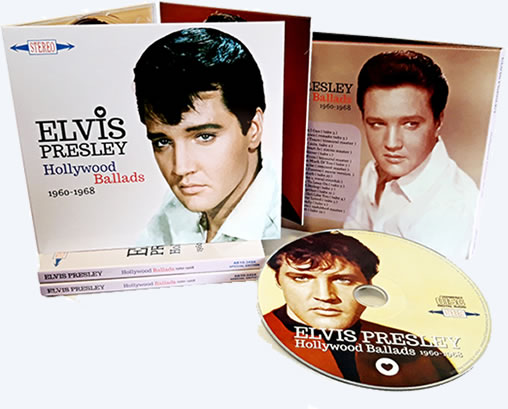 Elvis: 'Hollywood Ballads' CD