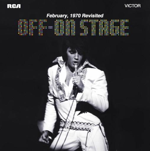 'Elvis: Off-On Stage' CD.
