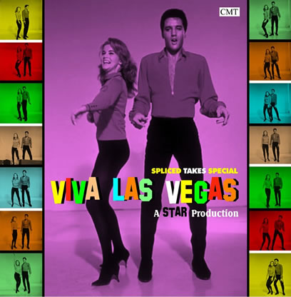 Elvis: Viva Las Vegas Spliced Takes CD