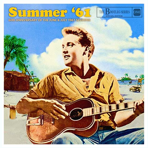 Elvis: Summer '61 - 60th Anniversary Of The June July 1961 Sessions CD