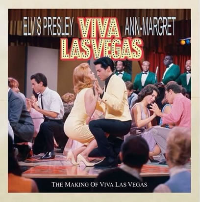 'The Making of Viva Las Vegas' Book and CD Set from FTD