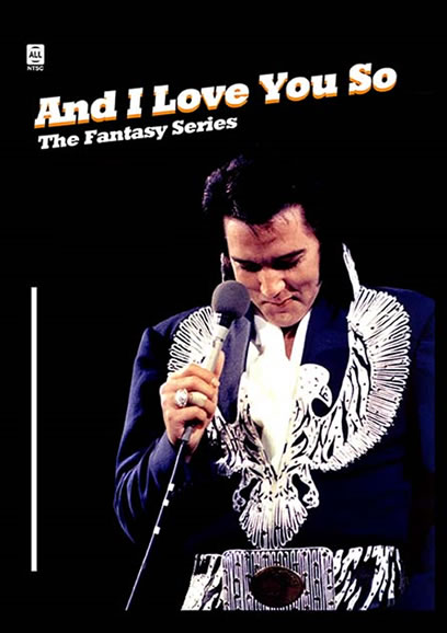 Elvis: And I Love You So | Limited edition DVD set.