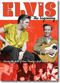 'Elvis Presley: The Beginning' DVD.