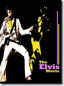 The Elvis Movie DVD.