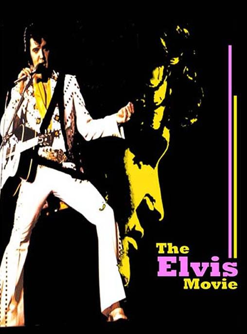 The Elvis Movie DVD