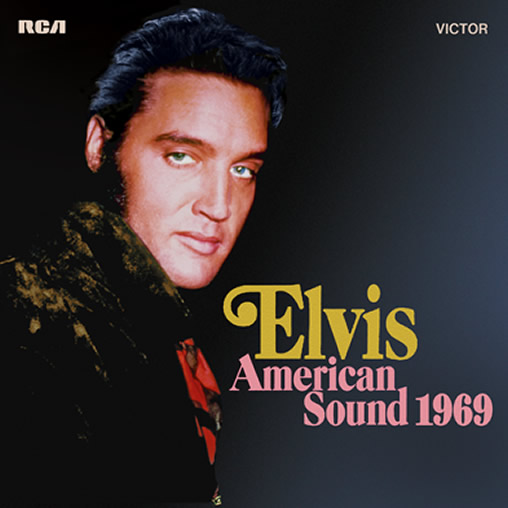'Elvis: American Sound 1969' 5 CD Boxset from FTD.
