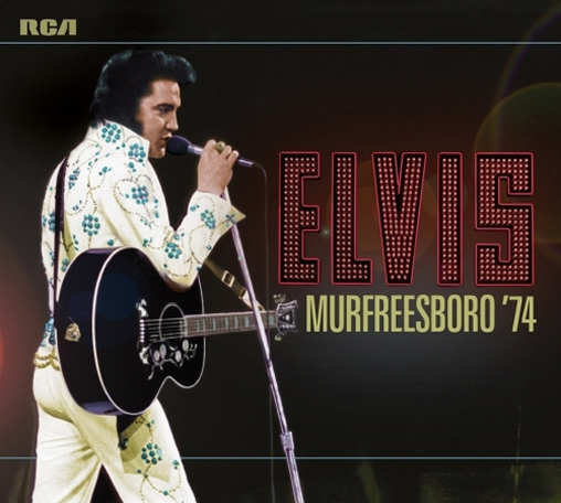 Elvis: Murfreesboro '74 FTD Soundboard CD Set.