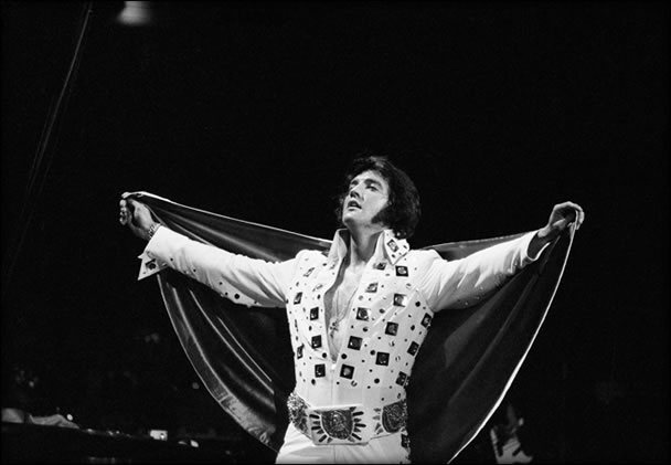 Elvis Presley Sells Out Madison Square Garden.
