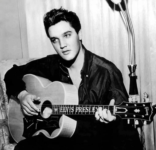 Elvis Presley, the Musician