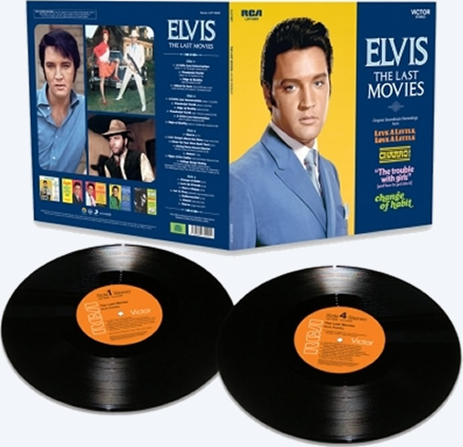 Elvis: 'The Last Movies' Double LP from FTD Vinyl.