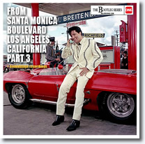From Santa Monica Boulevard Los Angeles, CA + Soundstage Recordings Part 3 CD