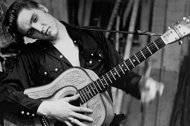 James Burton Remembers Elvis Presley