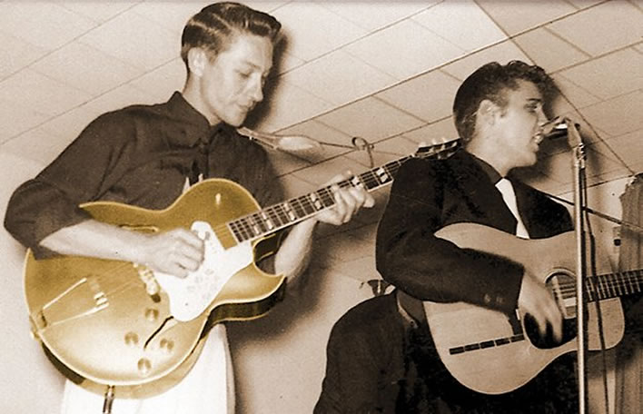 Interview with Scotty Moore | Scotty Moore Way Ahead Of The Gang