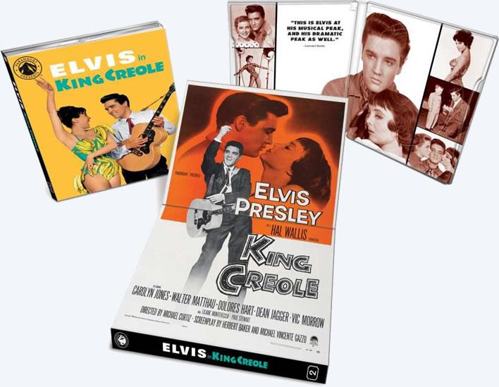 King Creole Blu-ray