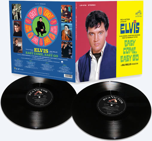 Released | Elvis: The Something For Everybody Sessions 4 CD Box Set