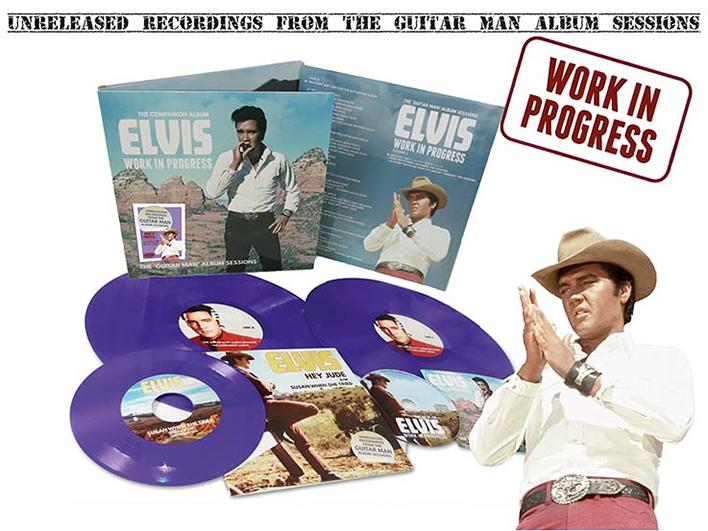 Work In Progress: The Companion Album 2 LP + 45RPM + CD