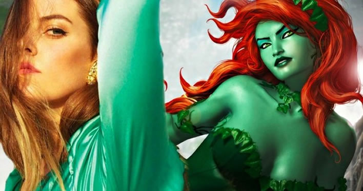 Elvis' Granddaughter Wants to Play Poison Ivy in Gotham City Sirens.