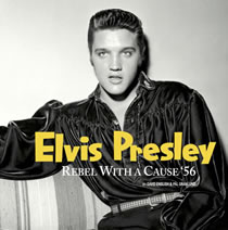 Elvis Presley: 'Rebel With A Cause '56' FTD Book and CD