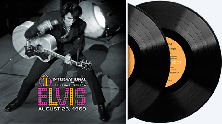 Record Store Day | Live at the International Hotel, Las Vegas, NV Aug 23, 1969