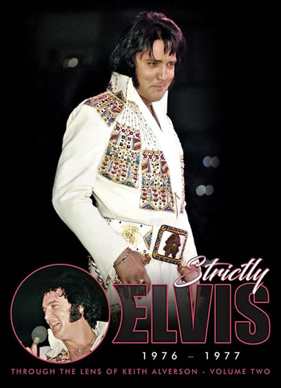 'Strictly Elvis' Volume II Hardcover Book.