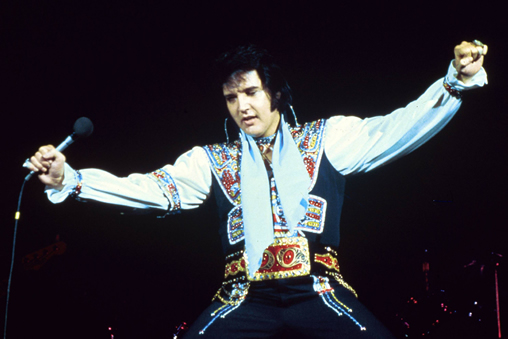 T.G. Sheppard Remembers Elvis Presley