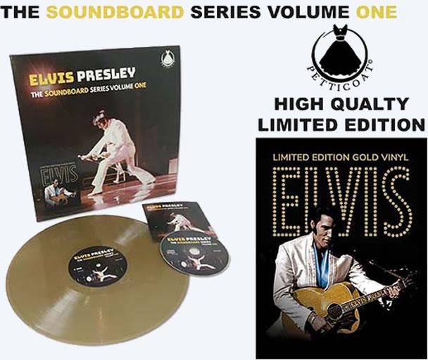 The Soundboard Series Volume 1 LP + CD