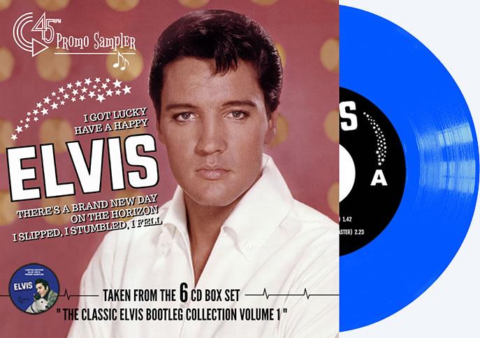 I Got Lucky : Promo 45 RPM EP Sampler